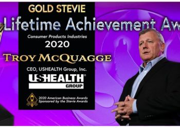 2020 American Business Awards – Lifetime Achievement